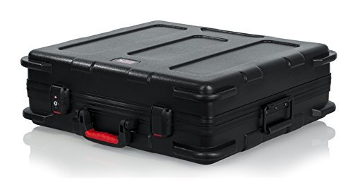Gator Cases Molded Flight Case for Equipment up to 18''x13''x8'' with Tool Pallet in Lid, Diced Foam Interior and TSA Approved Locking Latch; (GTSA-UTLPLT1813) by GATOQ (Image #2)