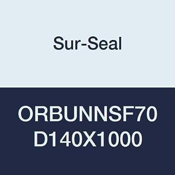 Sterling Seal ORBUNNSF70D140X1000 140 Buna/Nitrile NBR 70D NSF