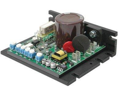 KB Electronics, 9493, KBWS-25D, 0-90/0-130/0-180VDC, .75/1.5 HP, Chassis, DC Drive