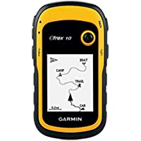 Garmin 010-00970-00 eTrex 10 GPS, Yellow and Black