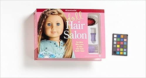 Doll Hair Salon (Revised) (American Girl) by Trula Magruder (2012-12-10)