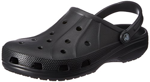 Clog Crocs M W Fit Black Roomy Ralen 5 Size 7 5Y5pgqPnW