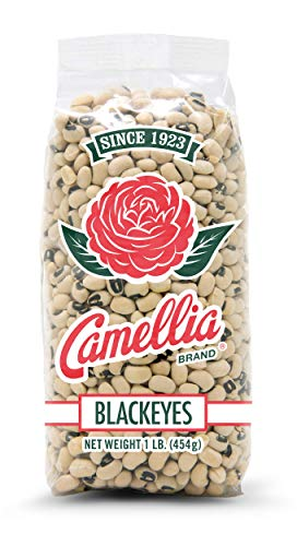 Camellia Brand Blackeyed Peas 1 Pound Bag