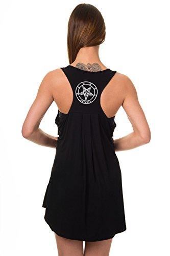 Banned Apparel - Camiseta sin mangas - para mujer