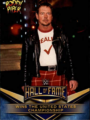 2018 Topps WWE Then Now Forever WWE Hall