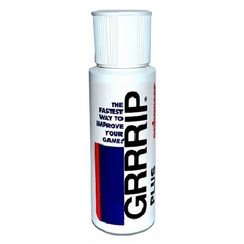 (GRRRIP Plus Enhancer, Improve Grip, Dry Hands Grip Lotion (2 Ounce Bottle, 1-Pack) Also available in 4-Pack and 12-Pack)
