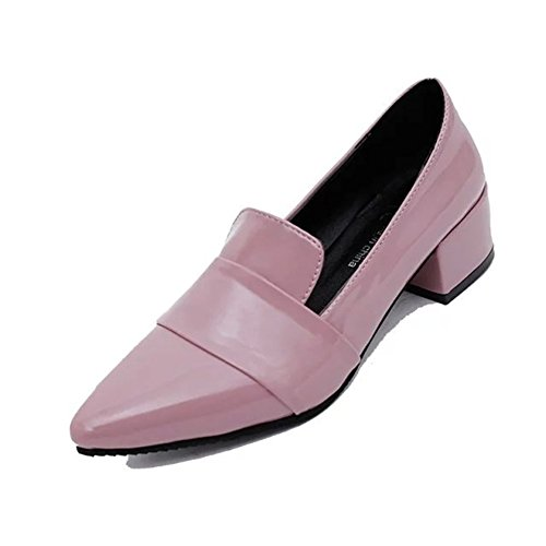 Moda coreana zapatos de las señoras/zapatos puntiagudos A