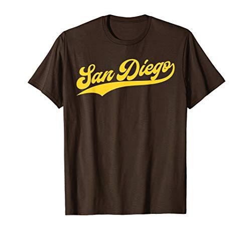 (San Diego Baseball | Cali Pride Padre Vintage Gift)