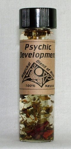 Psychic Development Magickal Oil (Blend Magickal Oil)