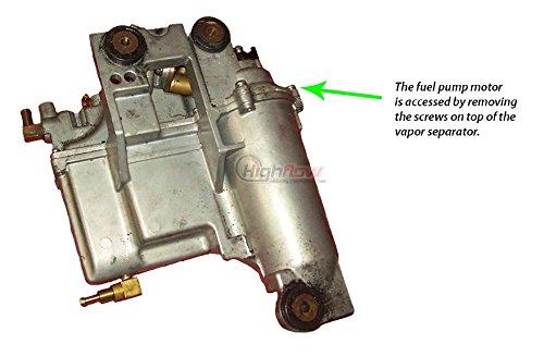 HFP-512 New EFI Fuel Pump 1997-2001 Yamaha 200-250 Marine Outboard Fuel Pump 66K-13907-00-00 Replaces Yamaha 65L-13907-00-00