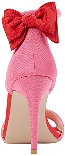 Dorothy Perkins Satine - Zapatos Mujer Rosa (Pink)