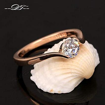 Amazon.com: Anillos de dedo austriacos para boda y ...