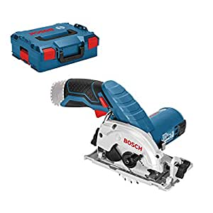 Bosch Professional 06016A1002 GKS 12V-26; L-Boxx Azul