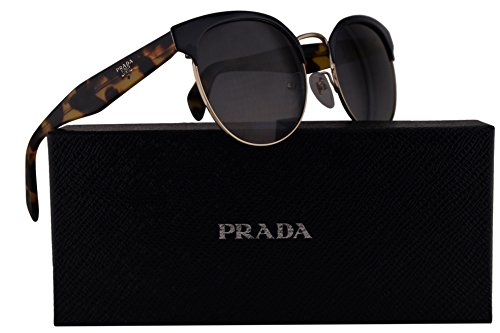 Prada PR61TS Sunglasses Blue Pale Gold w/Polarized Grey Gradient 54mm Lens VH85W1 SPR61T PR 61TS SPR - Prada Com Sunglasses Www
