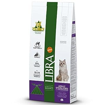 LIBRA Affinity Gatos Esterilizados - 15 kg