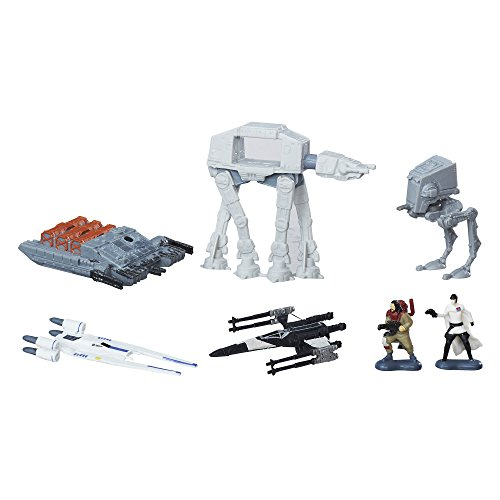 Star Wars Micro Machines Fight The Imperial Might  Star Wars  Rogue One  Pack