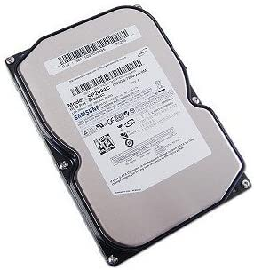 Samsung SpinPoint SP2004C 200GB SATA//300 7200RPM 8MB Hard Drive