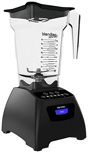 Blendtec Classic 575 with FourSide Jar, Black