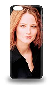 Fashion Protective Jodie Foster American Female Jodie F House Of Cards The Silence Of The Lambs 3D PC Case Cover For Iphone 6 Plus ( Custom Picture iPhone 6, iPhone 6 PLUS, iPhone 5, iPhone 5S, iPhone 5C, iPhone 4, iPhone 4S,Galaxy S6,Galaxy S5,Galaxy S4,Galaxy S3,Note 3,iPad Mini-Mini 2,iPad Air )