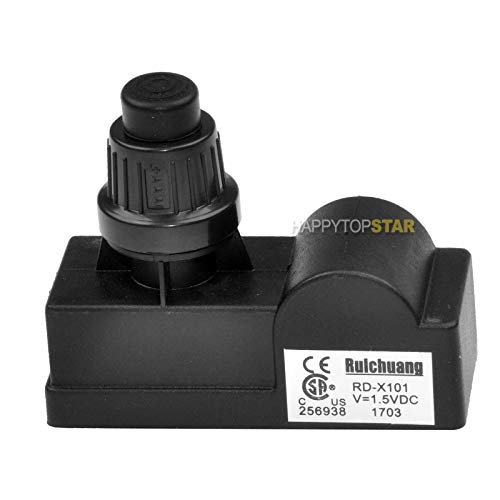 (HAPPYTOPSTAR BBQ GP320 03320 Spark Generator 2 Outlet AAA Battery Push Button Ignitor Replacement BBQ Gas Grill)