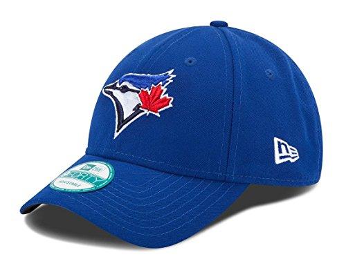 Blue Jays Baseball Cap (MLB Toronto Blue Jays Youth The League 9Forty Adjustable Cap, One Size, Blue)
