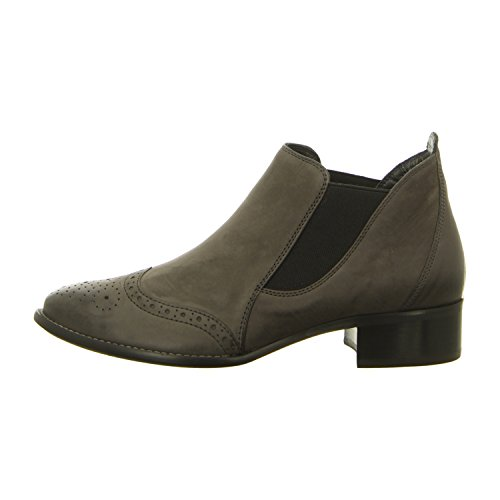 Paul Green 7358-268 - Botas Para Mujer, Color Gris, Talla 41 EU