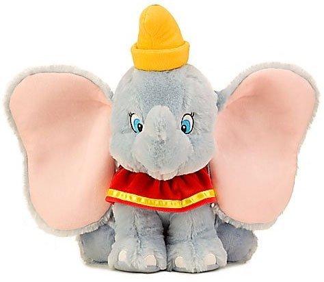Disney Exclusive 14 Inch Deluxe Plush Figure Dumbo (Clown Puppet Deluxe)
