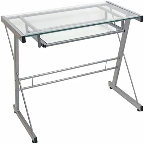Cheap Pemberly Row Small Work from Home Office Laptop Computer Desk modern office desk for sale
