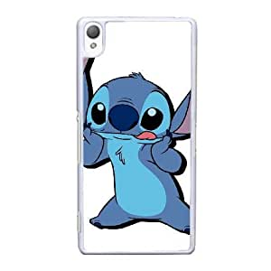 Sony Xperia Z3 Cell Phone Case White Disney Lilo And Stitch Character Stitch ST1YL6735239