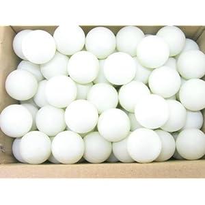 Assortmart 144 Washable Plastic Beer Pong Balls 1 Gross