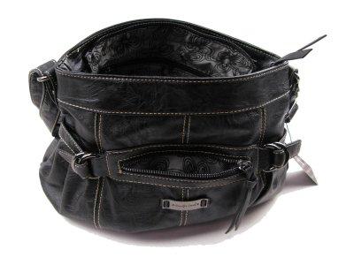 JenniferJones Handtasche #8072 Umhängetasche Schultertasche