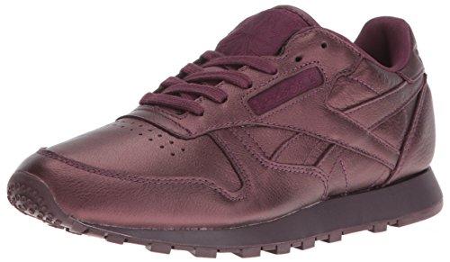 - Reebok Women's cl lthr face Fashion Sneaker, Ambition/Wonder, 7 M US