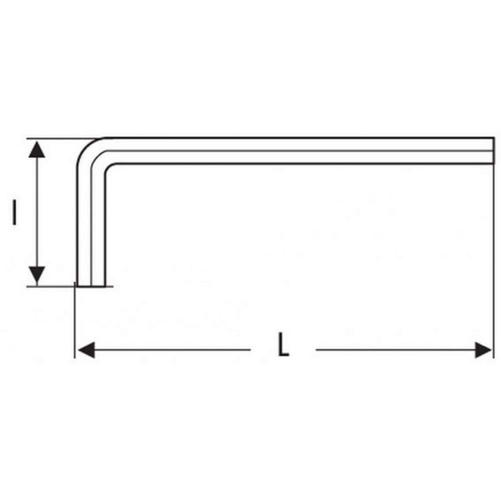 /Cl/é m/âle 6/pans longue cab sph/érique 3/mm Expert e113967/
