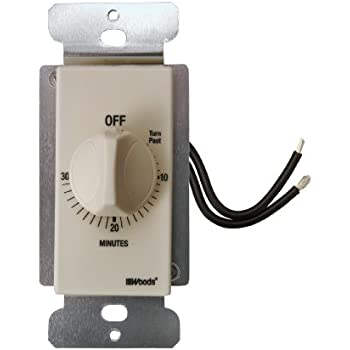 Intermatic Fd30mc 30 Minute Spring Loaded Wall Timer For