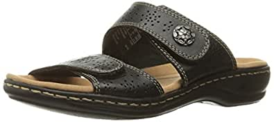 191336a87573b9 Image Unavailable. Image not available for. Color  CLARKS Women s Leisa  Lacole Slide Sandal ...
