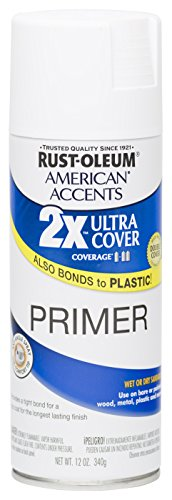 Rust-Oleum 280715 American Accents Ultra Cover spray (White Rust Spray Primer)