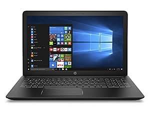 HP Pavilion Power 15-inch Laptop, Intel Core i7-7700HQ, 12GB RAM, 1TB hard drive, Windows 10 (15-cb071nr, Black)
