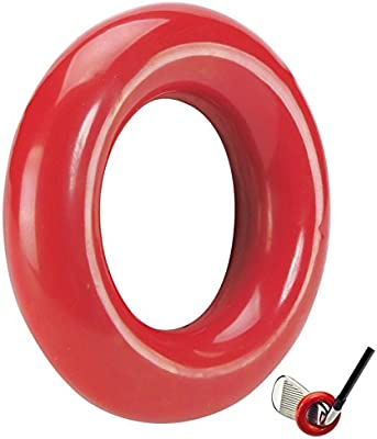 JP Lann Golf Weighted Swing Ring for Practice/Training, Red - 10142123 , B00LGKZ3E6 , 285_B00LGKZ3E6 , 345600 , JP-Lann-Golf-Weighted-Swing-Ring-for-Practice-Training-Red-285_B00LGKZ3E6 , fado.vn , JP Lann Golf Weighted Swing Ring for Practice/Training, Red