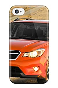 First-class Case Cover For Iphone 4/4s Dual Protection Cover Subaru Crosstrek 9