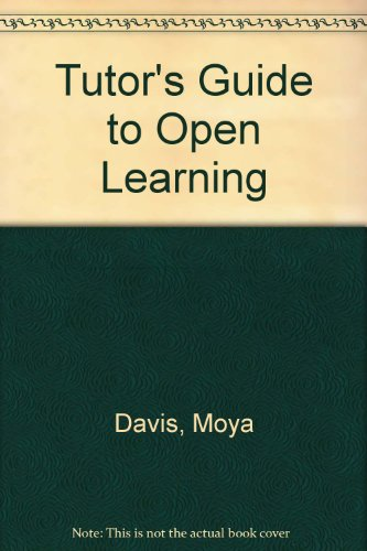 Tutor's Guide to Open Learning