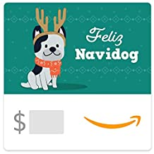 Tarjeta de Regalo Digital Amazon.com.mx