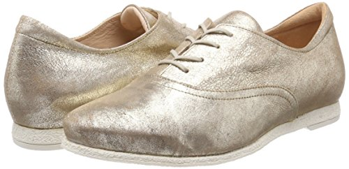 Femme sand 282035 Brogues Or 43 Think Shua qgXwUTxOXt