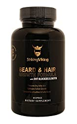 Striking Viking Beard and Hair formula Review