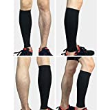 1PC Men Women Premium Calf Compression Socks for