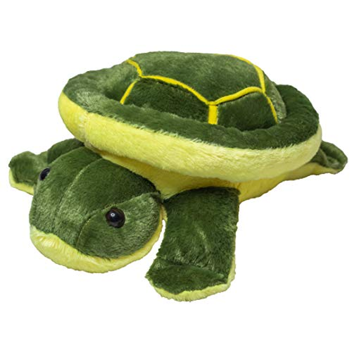 Wondershala Green Turtle Soft Toy 30 cm