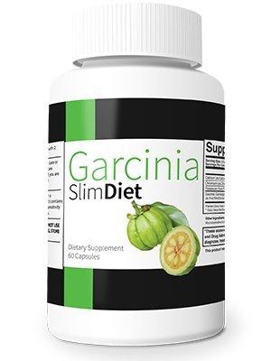 Garcinia Slim Diet- All Natural Premium Garcinia Cambogia Carb Blocker- Appetite Suppressant- Fast Acting Weight Loss- Accelerate Results