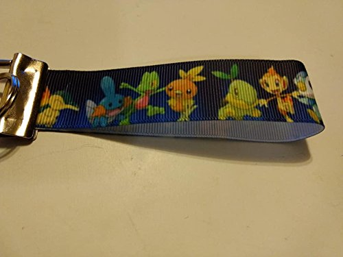 Pokemon key chain/fob