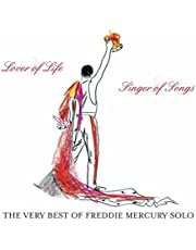 VERY BEST OF FREDDIE MERCURY SOLO