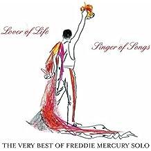 Lover Of Life, Singer Of Songs: The Very Best Of Freddie Mercury Solo (2CD)
