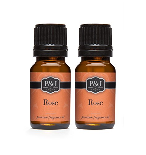 Rose Fragrance Oil - Premium Grade Scented Oil - 10ml - (Essence Scented Body Lotion)